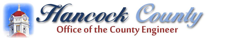 Office of the Hancock County Engineer